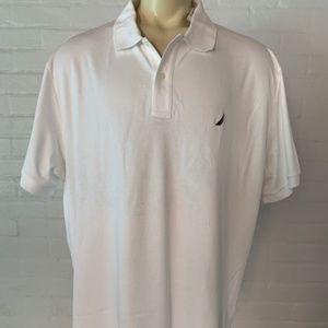 Nautica 2-Button Polo Shirt 3XL